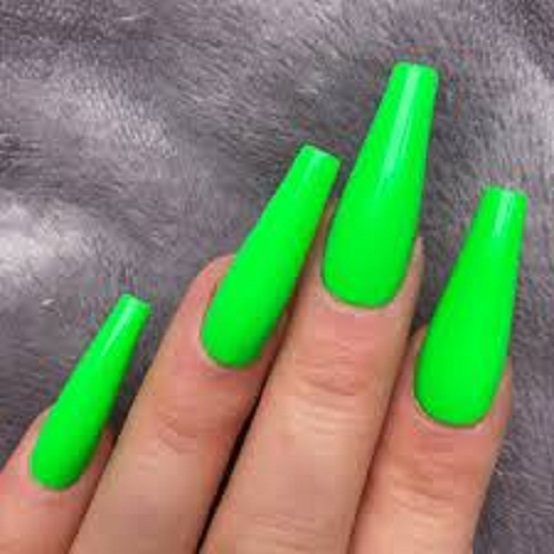 POLYREZ CHEMIE neon green